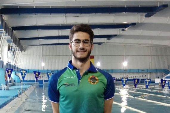 XIX Open de Primavera Natación Absoluto Junior
